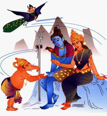How-Lord-Ganeshas-Win-Over-Lord-Kartikeya-Can-Give-You-Major-Lessons-In-Life-3