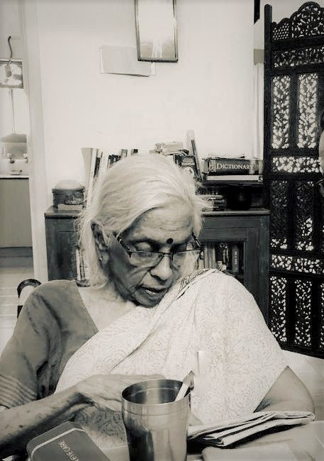 """My svadharma was to teach"": A tribute to Dr. Anandalakshmy"