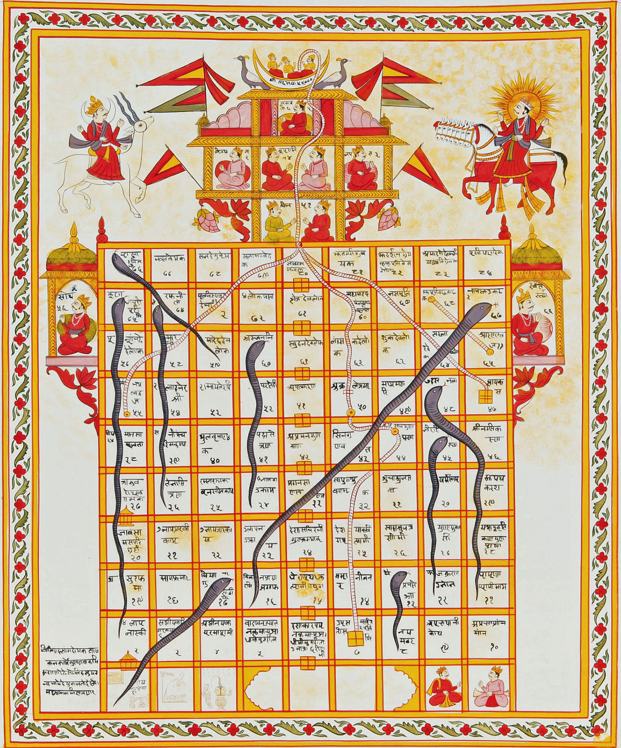 The Road to Nirvana is Paved with Snakes (and Ladders)
